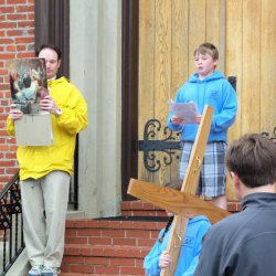 Good Friday Ecumenical Stations of the Cross