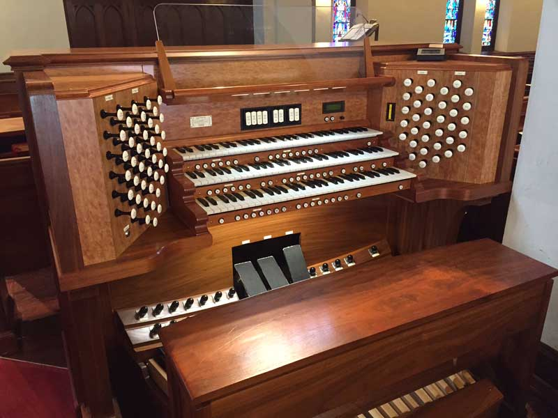 Chancel Organ
